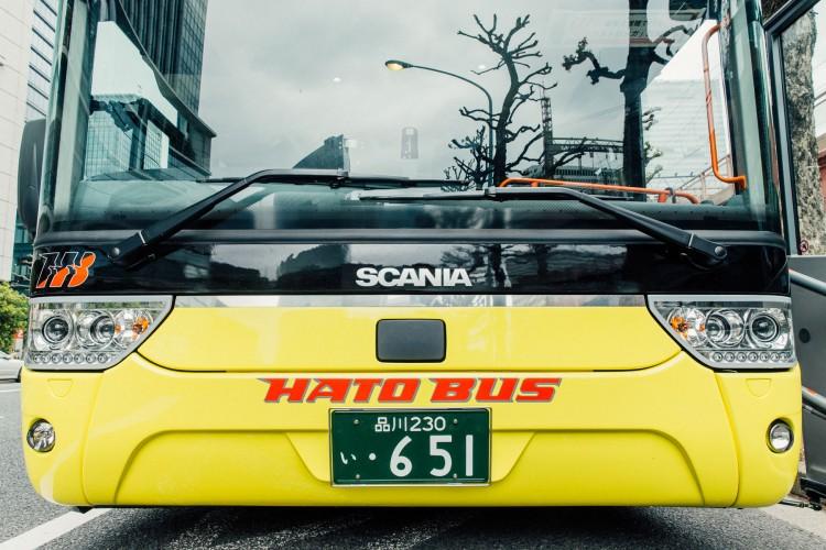 アストロメガの名を継承し、運行を開始した新型はとバスを体験!