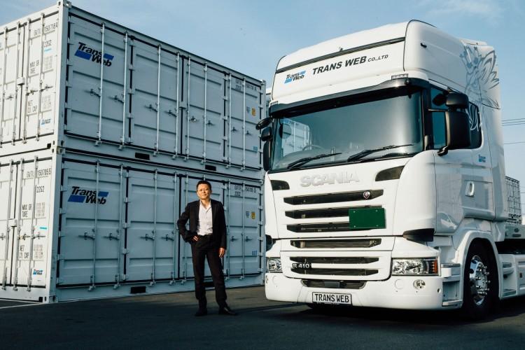 SCANIAが運ぶ、新しい価値と「感動」 〜株式会社トランスウェブ様〜