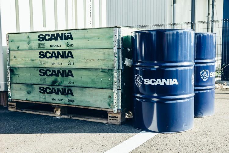 夢は、SCANIAを展示するショールームを作ること 〜自興中販株式会社様〜