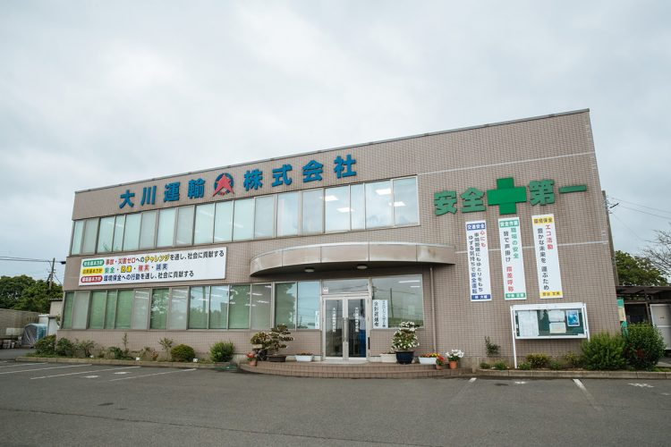 SCANIAを一挙5台追加導入した、大川運輸株式会社様の納車式に密着!