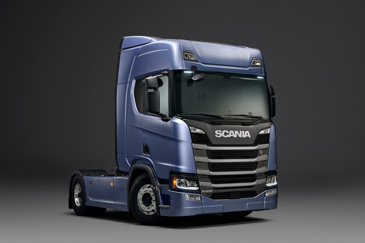 SCANIA、21年ぶりのニュー・モデル。パリで行われた新車発表会をレポート