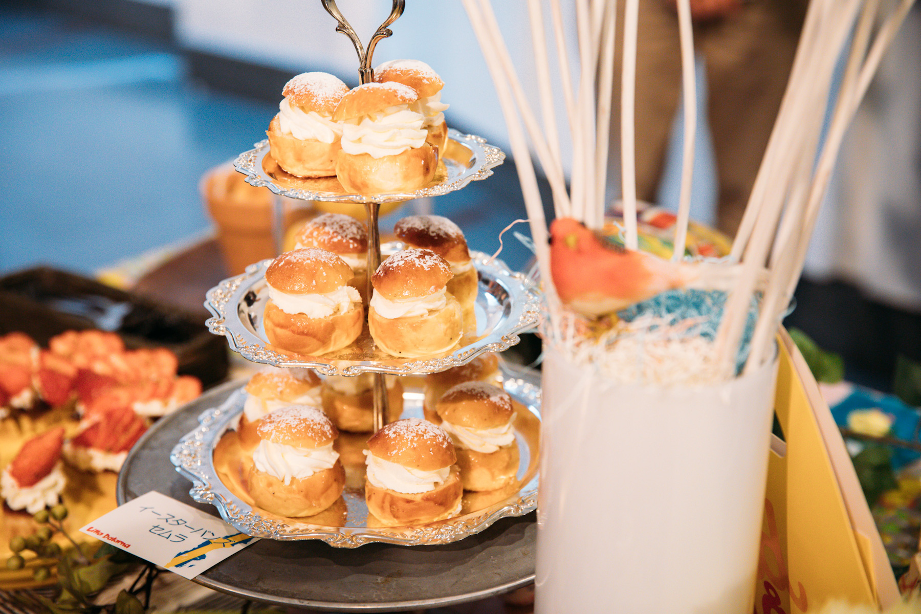 スウェーデンのコーヒー文化、フィーカを体験!美味しいお菓子とともに楽しい時間を生活の一部に