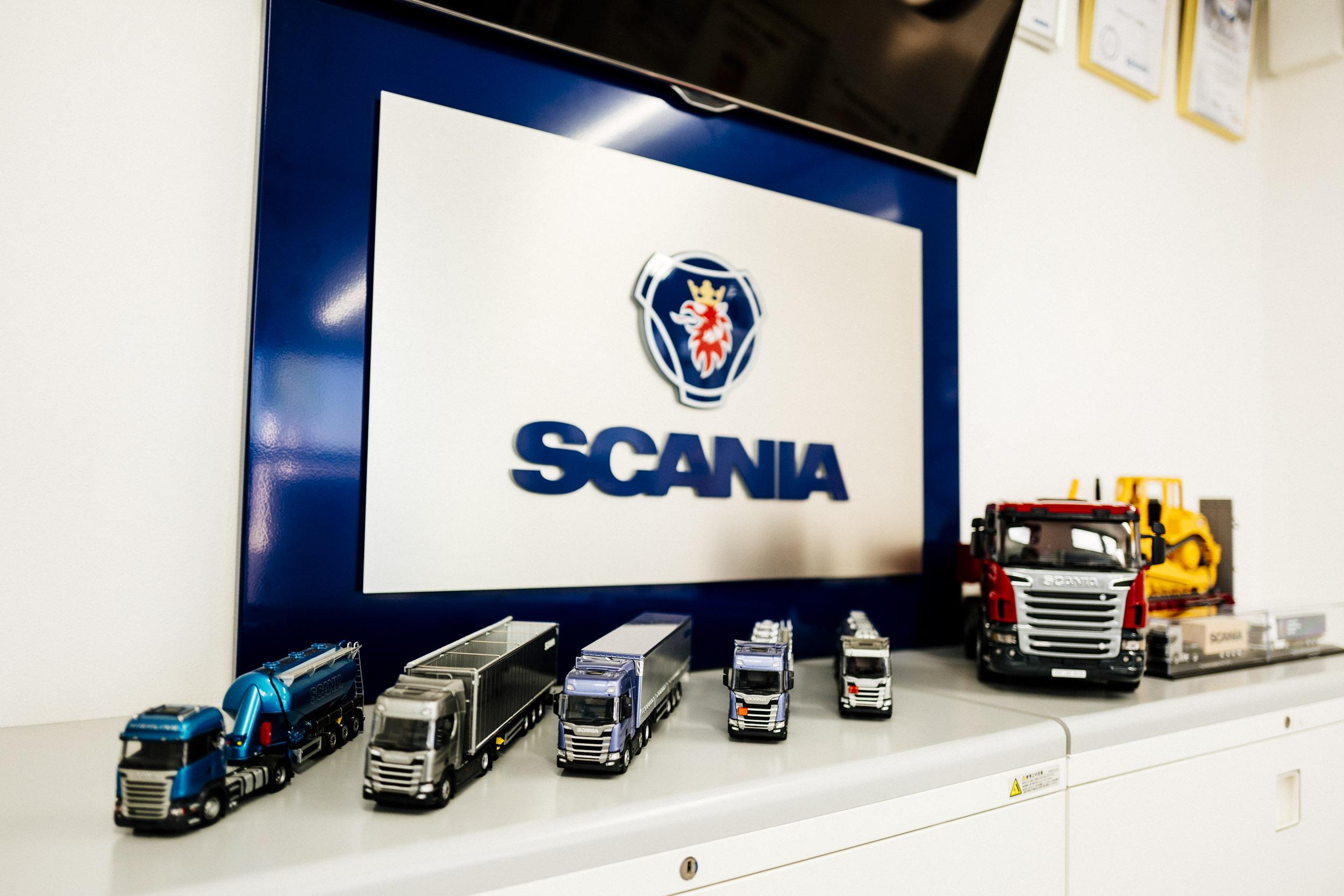 ストイックに技術を探求するサービステクニシャンが目指すのは「スカニア整備の頂点」〜藤代自動車様〜