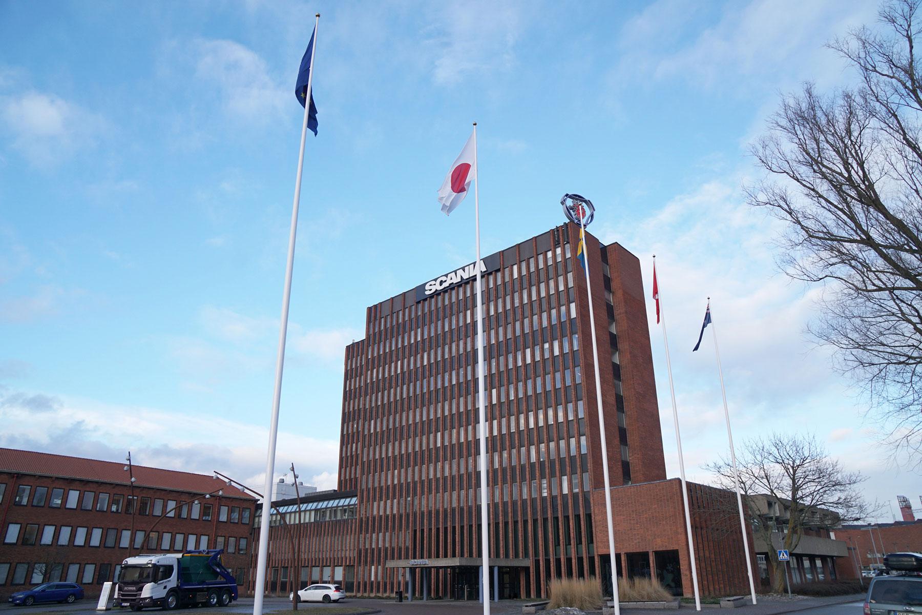 スウェーデンにあるスカニア本社を訪問、企業理念の「スカニアウェイ」について聞いてきた