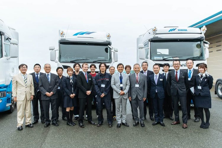 トラックのプロが選んだのは、SCANIAとともに進む道 〜港自工株式会社様〜