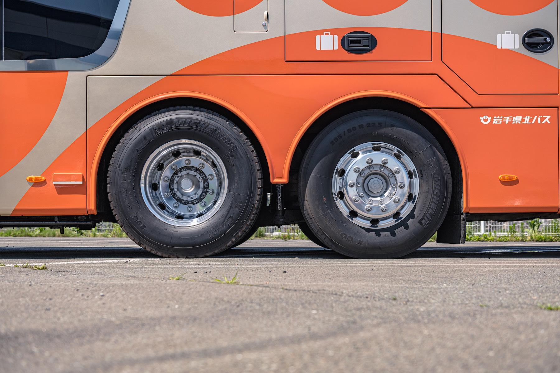 東北初のスカニア製二階建てバスは、復興への夢も乗せて走り出す 〜岩手県北自動車株式会社様〜
