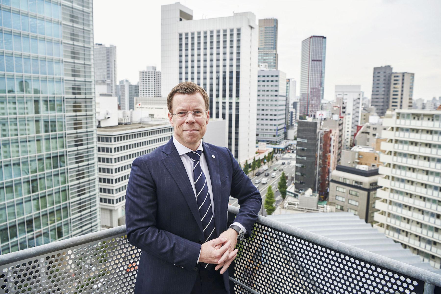 【新年のご挨拶】スカニアジャパン大躍進の2018年。そして2019年、スカニアは日本市場でさらに発展する 〜スカニアジャパンCEOミケル・リンネル氏〜
