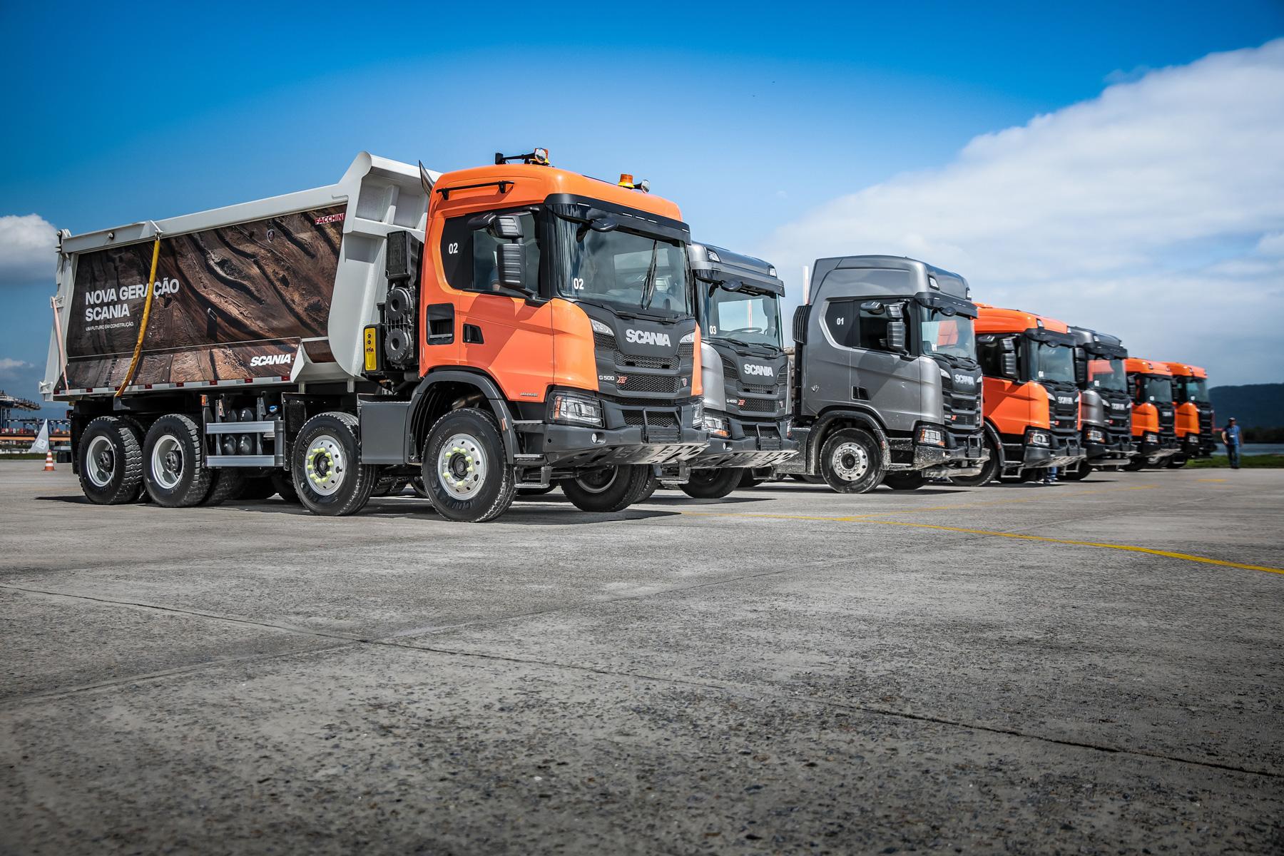欧州市場で2017年に登場したXTシリーズは、重量物輸送や過酷な環境に向けて開発されたヘビーデューティ仕様