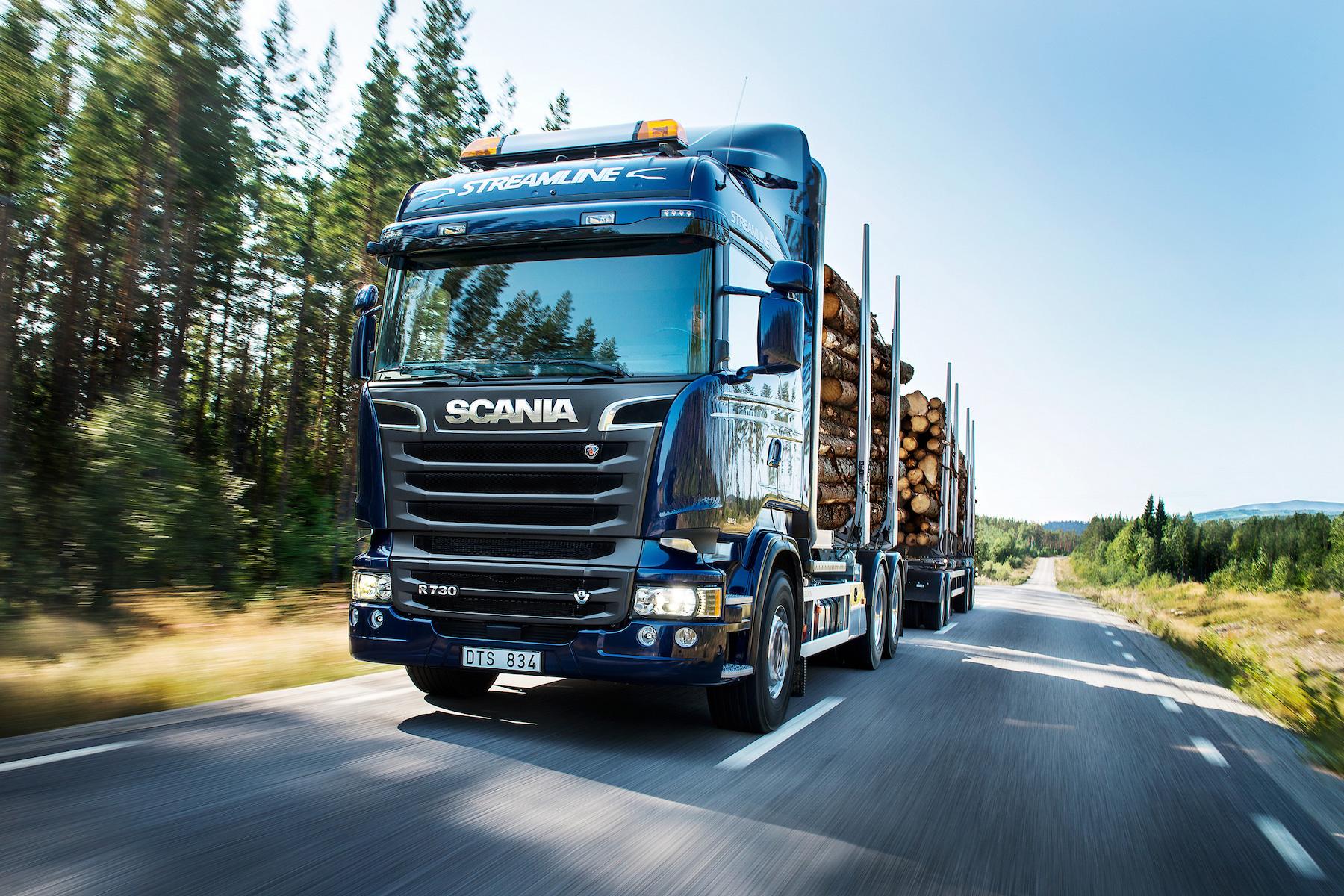 最高出力730hp、最大トルク3500Nmという驚異のパワー・トルクを誇るR730